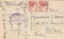CARTOLINA SPAGNA PRIMI 900 MADRID MINISTERO DE FOMENTO (EX734 - 1889-1931 Regno: Alfonso XIII