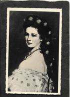 Austria-Kaiserin Elisabeth Born 1864 - Antique Glitter Postcard - Austria
