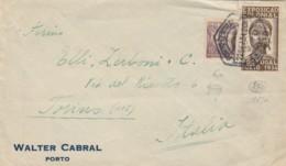 LETTERA  1934 PORTOGALLO TIMBRO ARRIVO TORINO (EX770 - Lettere