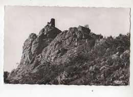 43 Ruines De ROCHEGUDE Entre St Privat Et Monistrol D'Allier - France