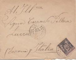 LETTERA 1899 FRANCIA TIMBRO MARSEILLE (EX796 - France