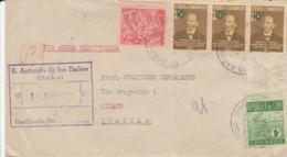 LETTERA 1952 CUBA ARRIVO MILANO (EX806 - Cuba
