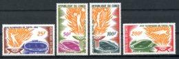 Congo Brazzaville, 1964, Olympic Summer Games Tokyo, Sports, MNH, Michel 52-55 - Congo - Brazzaville