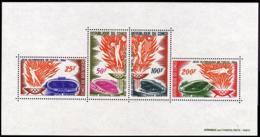 Congo Brazzaville, 1964, Olympic Summer Games Tokyo, Sports, MNH, Michel Block 1 - Congo - Brazzaville
