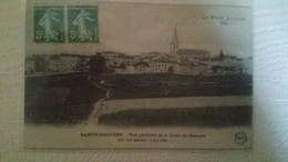 B4/SAINTE-SIGOLENE- Vue Générale De La Croix Du Rameau - France
