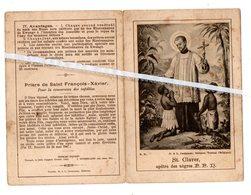 MISSION DU KWANGO UNION APOSTOLIQUE POUR LA CONVERSION DU CONGO BELGE / E. VAN HENCXTHOVEN S. J. - Images Religieuses
