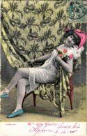CPA LISA FLEURON THEATER STAR (13368) - Théâtre