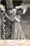 CPA LISA FLEURON THEATER STAR (13373) - Théâtre