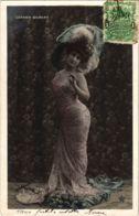 CPA CARMEN GILBERT THEATER STAR (13380) - Théâtre