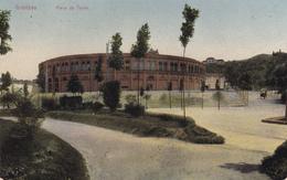 Espanha  -Toros-Granada Circulou  Para Bruxelas Em 1912 - España