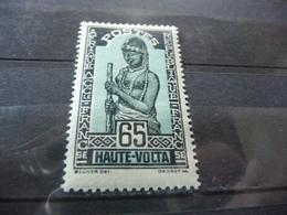 TIMBRE  HAUTE  VOLTA    N  55     COTE  0,90  EUROS    NEUF  SANS  CHARNIÈRE - Unused Stamps