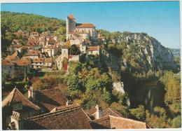 DAV : Lot :  ST  CIRQ  LAPOPIE - Saint-Cirq-Lapopie