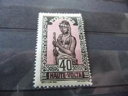 TIMBRE  HAUTE  VOLTA    N  52     COTE  2,30  EUROS    NEUF  SANS  CHARNIÈRE - Unused Stamps