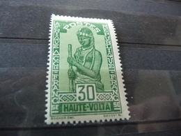 TIMBRE  HAUTE  VOLTA    N  51     COTE  2,30  EUROS    NEUF  SANS  CHARNIÈRE - Unused Stamps