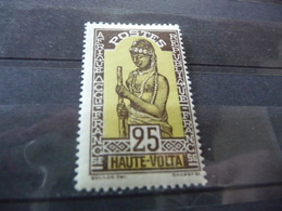 TIMBRE  HAUTE  VOLTA    N  50     COTE  2,40  EUROS    NEUF  SANS  CHARNIÈRE - Unused Stamps