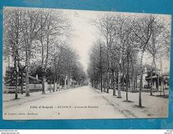 CPA - AUDENGE - Avenue De Boissière - Autres Communes