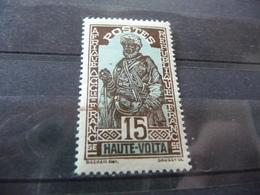 TIMBRE  HAUTE  VOLTA    N  48     COTE  1,80  EUROS    NEUF  SANS  CHARNIÈRE - Unused Stamps