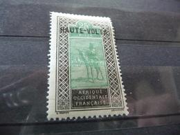 TIMBRE  HAUTE  VOLTA    N  27     COTE  0,80  EUROS    NEUF  SANS  CHARNIÈRE - Unused Stamps