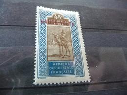 TIMBRE  HAUTE  VOLTA    N  12     COTE  1,00  EUROS    NEUF  SANS  CHARNIÈRE - Unused Stamps