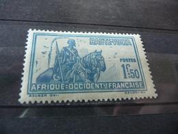 TIMBRE  HAUTE  VOLTA    N  60     COTE  4,10  EUROS    NEUF  SANS  CHARNIÈRE - Unused Stamps