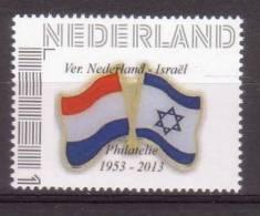 Nederland  Persoonlijke Zegel: Ver. Nederland-Israel 1953-2013 - Periodo 2013-... (Willem-Alexander)