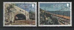 Gibraltar  2018 , EUROPA CEPT Brücken - Gestempelt / Used / (o) - 2018