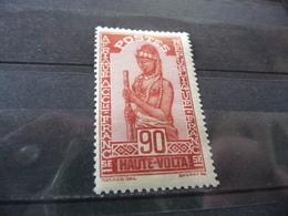 TIMBRE  HAUTE  VOLTA    N  57     COTE  2,20  EUROS    NEUF  SANS  CHARNIÈRE - Unused Stamps