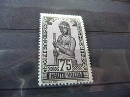 TIMBRE  HAUTE  VOLTA    N  56     COTE  1,40  EUROS    NEUF  SANS  CHARNIÈRE - Unused Stamps