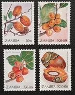 Zambia   Fruits 1989 - Zambia (1965-...)