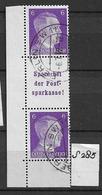 1940 USED Germany, Adolf H. S285 - Zusammendrucke