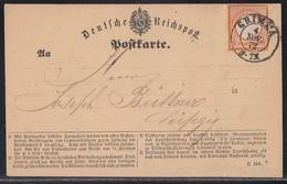 DR Karte EF Minr.14 K2 Grimma 4.11.72 - Deutschland