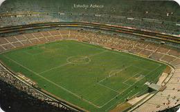RPPC ESTADIO AZTECA STADIUM MEXICO - Fútbol