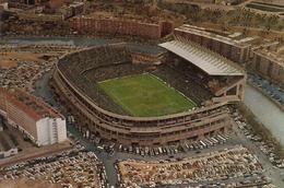 RPPC ESTADIO VICENTE CALDERON MADRID - Fútbol