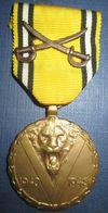 Medaille Belge WW2 - Belgique