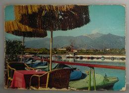 Cinquale Montignoso Darsena (Massa) Cartolina Viaggiata No Bollo - Italia