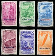 BENEFICENCIA. ** 7/12. Cat. 355 €. - Unused Stamps