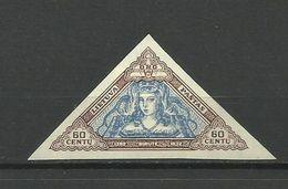 Lithuania 1933 - Mi. 353 B, MNH (**) - Lituanie