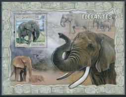D - [401228]Mozambique 2008 - Eléphant, Nature - Eléphants
