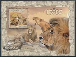 D - [401237]Mozambique 2008 - Lions, Nature - Félins