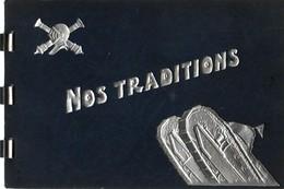 NOS TRADITIONS ARME BLINDEE CAVALERIE CHARS ASSAUT COMBAT RCC HISTORIQUE INSIGNES UNITES TENUE MARQUES ....... - Books