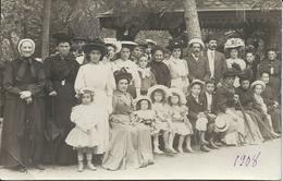 C Photo De  1908 - Belle Animation à Situer - Fotografie