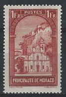 GG-/-505-. DALLAY - N° 128 , * ,TRES INFIME TRACE, SCAN DU VERSO SUR DEMANDE ,  COTE 35.00 € ,  A SAISIR  , - Monaco