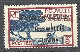 Wallis Et Futuna: Yvert N° 94**; MNH - Ungebraucht