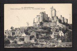 47 Château De Bonaguil / Vue D'ensemble Coté Sud / Série : Lot Et Garonne 311 - France
