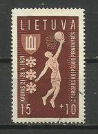 Lithuania 1939 - Mi. 429, Used - Lituanie