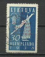 Lithuania 1938 - Mi. 423, Used - Lituanie
