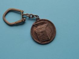 COSTE - G. DELBAR / ROUBAIX ( Key Chain - Porte Clé / Sleutelhanger / Zie - Voir Photo ) ! - Porte-clefs