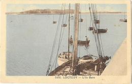 LOCTUDY (29) L'Ile Garo Bateau - Loctudy