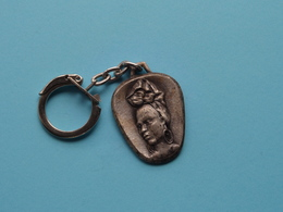 La MARTINIQUAISE ( Key Chain - Porte Clé / Sleutelhanger / Zie - Voir Photo ) - Porte-clefs
