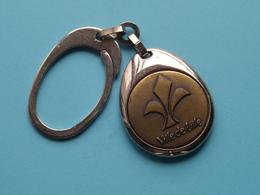 Ville De LILLE ( Key Chain - Porte Clé / Sleutelhanger / Zie - Voir Photo ) - Porte-clefs
